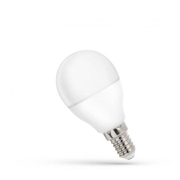 SpectrumLED 8W/620Lm/3000K/IP20/E14 LED kisgömb led fényforrás - 1