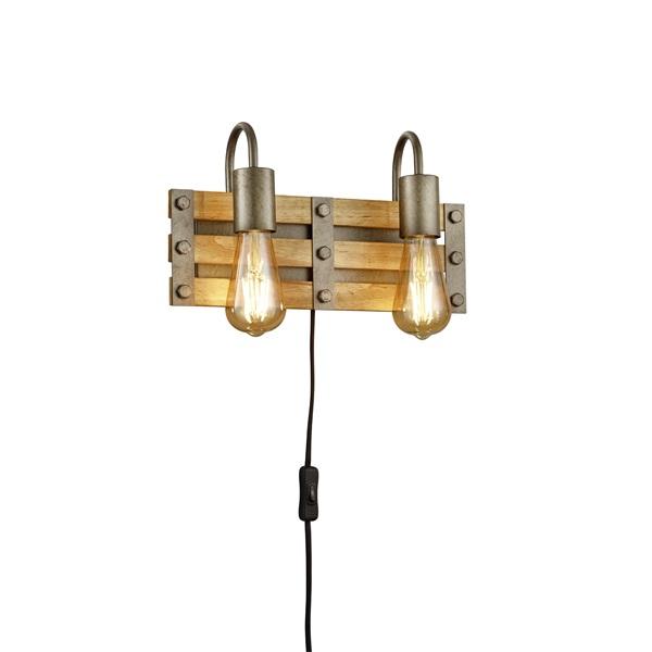 TRIO 205570267 Khan fa fali lámpa - 1