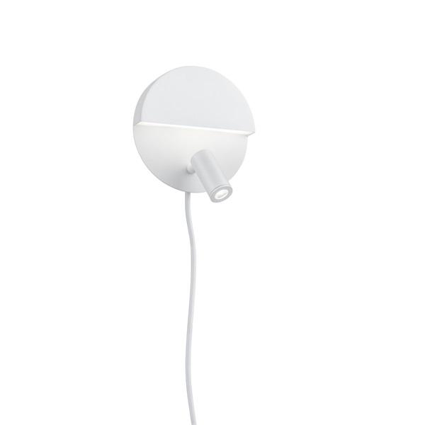TRIO 222370231 Mario fehér 2-es fali lámpa - 1