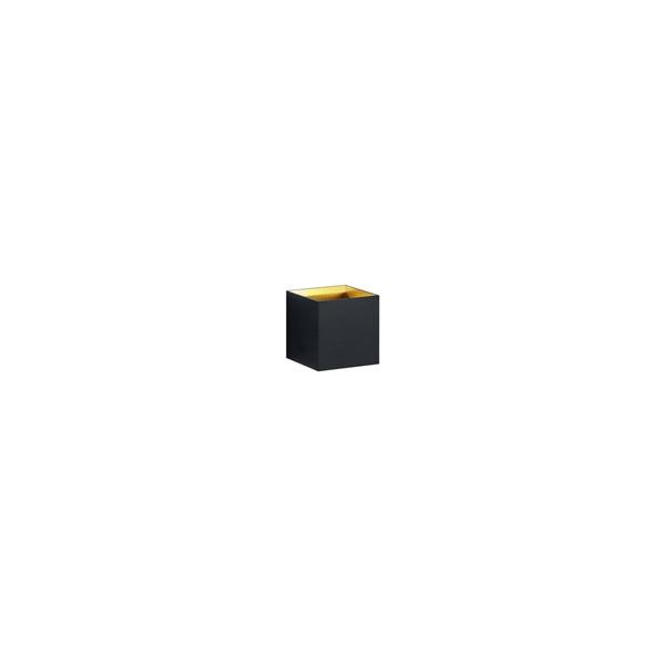 TRIO 223310132 Louis 4W 430lm 3000K fekete fali lámpatest - 1