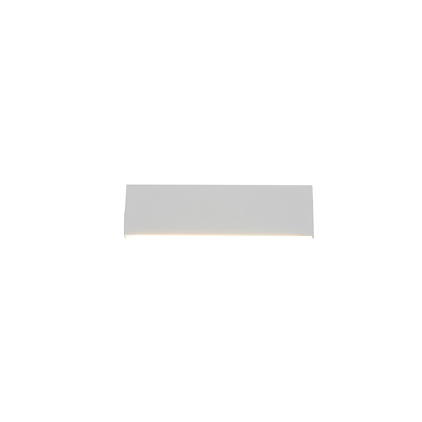 TRIO 225172931 Concha 6W 600lm 3000K fehér fali lámpatest - 1