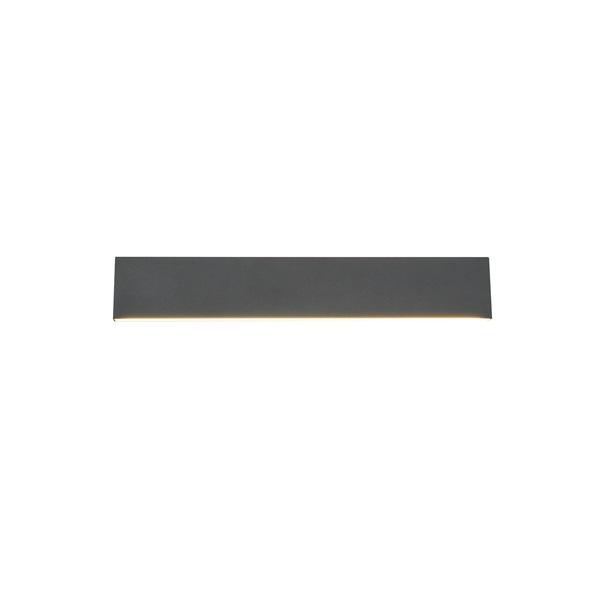 TRIO 225174742 Concha 47 cm antracit fali lámpa - 1