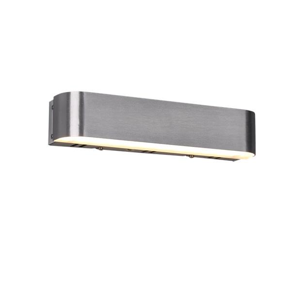 TRIO 250810207 Adriana nikkel színű színváltós, fényerőszabályzós LED fali lámpa - 1