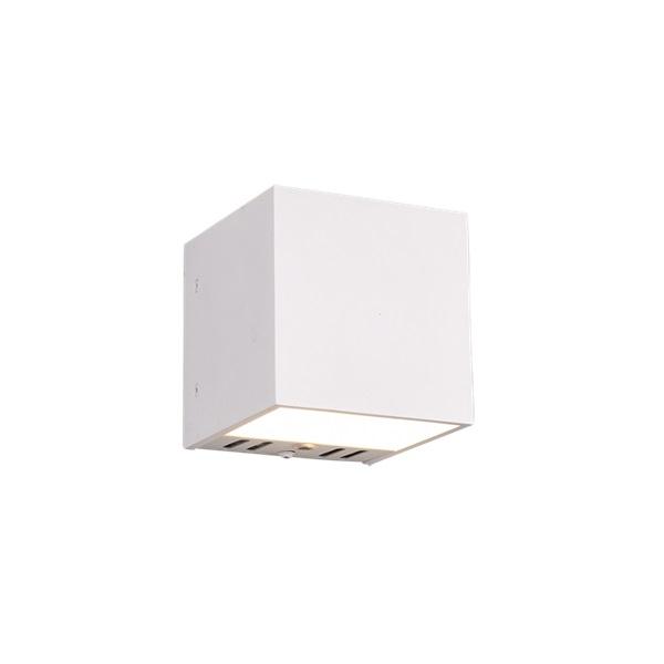 TRIO 253310131 Figo fehér színváltós, fényerőszabályzós LED fali lámpa - 1