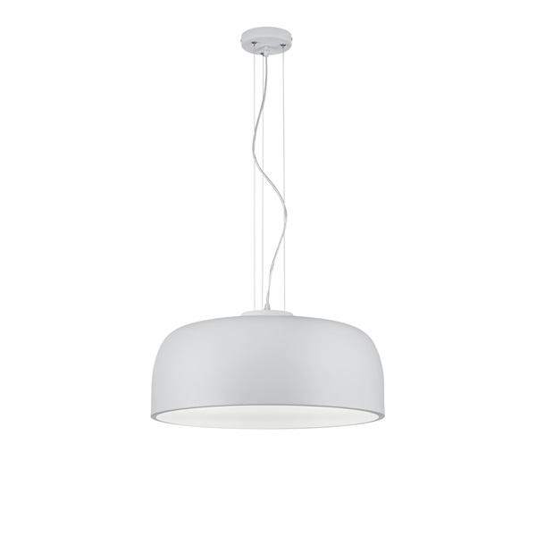 TRIO 309800431 Baron 40W fehér függesztett lámpatest - 1