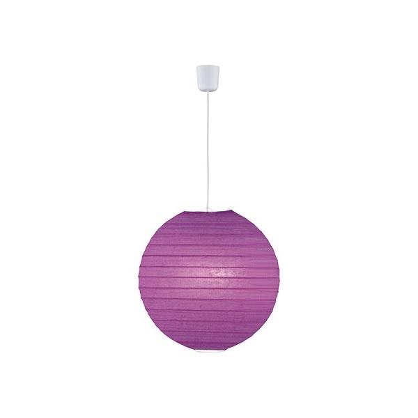 TRIO 3490400-92 Paper lila függő mennyezeti lámpa bura - 1