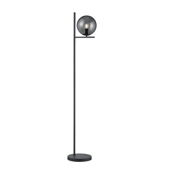 TRIO 402000142 Pure 28W E14 antracit álló lámpatest - 1