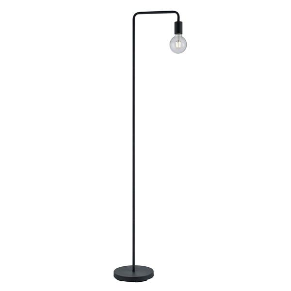 TRIO 408000132 Diallo 42W E27 fekete álló lámpatest - 1