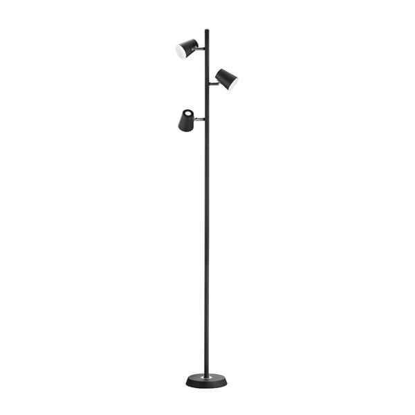 TRIO 473190332 Narcos 4W 470lm 3000K fekete álló lámpatest - 1
