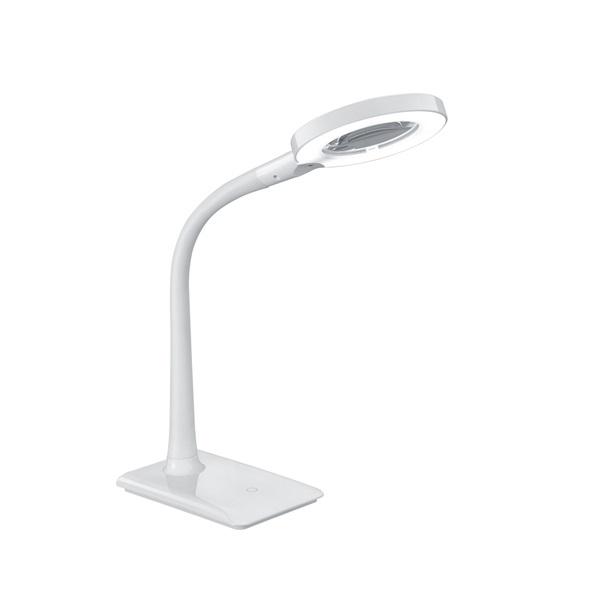 TRIO 527290101 Lupo 5W 550lm 3500K fehér asztali lámpatest - 1