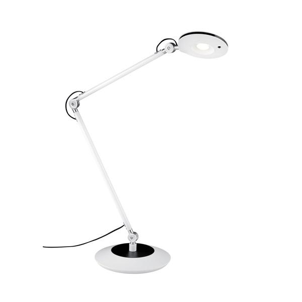 TRIO 527410101 Roderic 6W 670lm 3000K fehér asztali lámpatest - 1