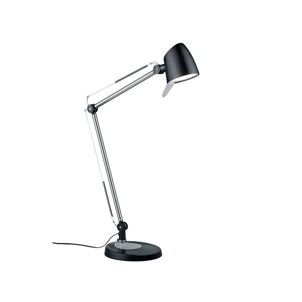 TRIO 527690132 Rado 5W 550lm 3000+4000+5000K fekete asztali lámpatest - 1