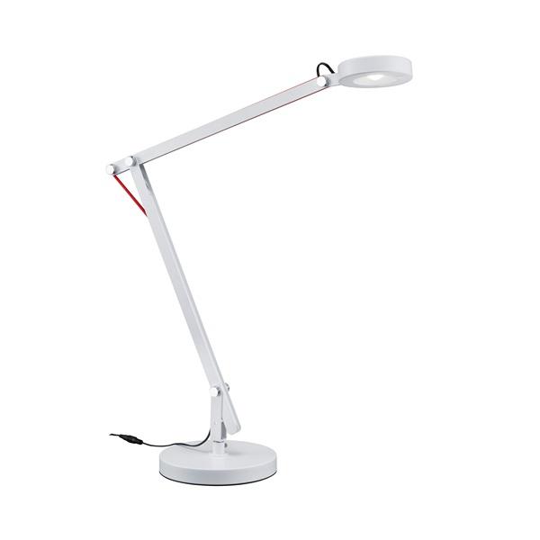 TRIO 527920101 Amsterdam 5W 500lm 3000K fehér asztali lámpatest - 1