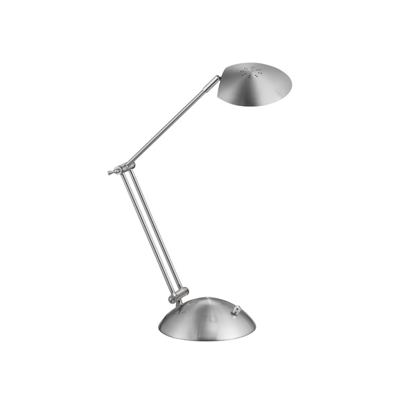 TRIO 572410107 Calcio 6W 560lm 3000K nikkel asztali lámpatest - 1