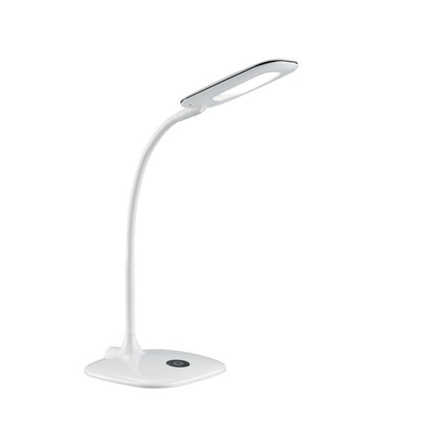 TRIO 573910101 Polly 4W 450lm 3000K fehér asztali lámpatest - 1