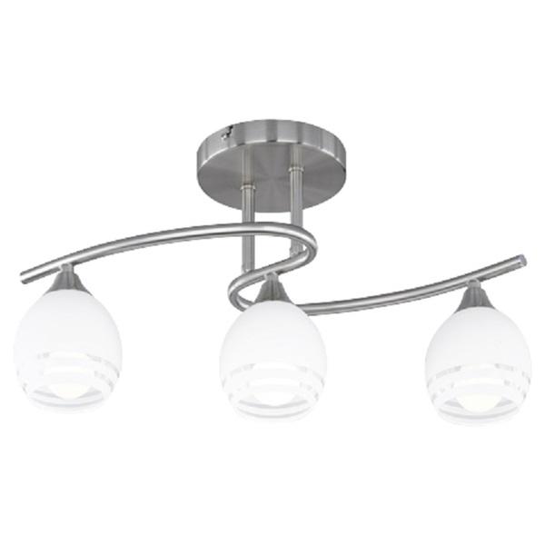 TRIO 605600307 Curva 3-as mennyezeti lámpa - 1