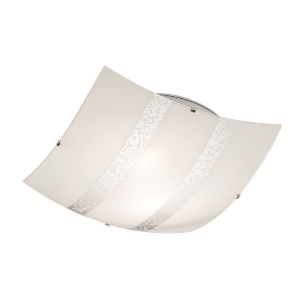 TRIO 608700289 Nikosia 40x40 cm mennyezeti lámpa - 1