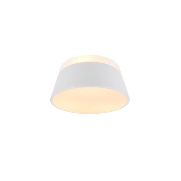 TRIO 608900331 Baroness 15W E27 fehér mennyezeti lámpatest - 1
