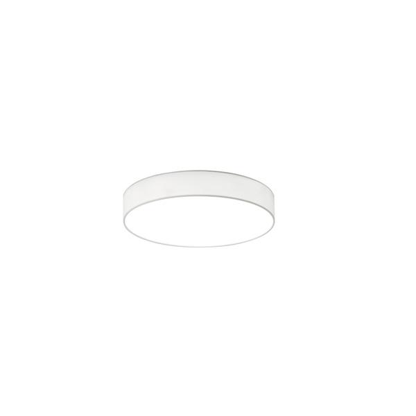 TRIO 621912401 Lugano 40 cm átmérő fehér mennyezeti lámpa - 1