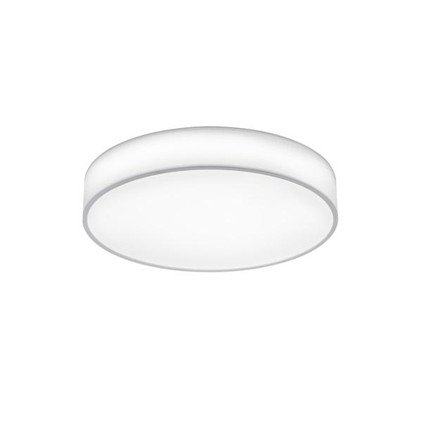 TRIO 621914001 Lugano 60 cm átmérő fehér mennyezeti lámpa - 1