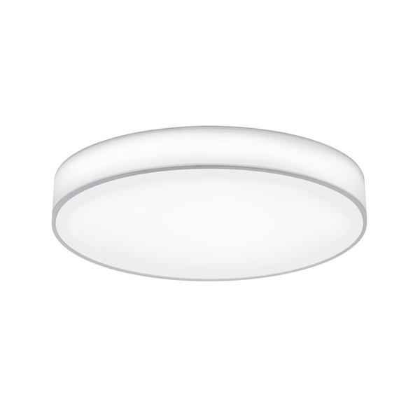 TRIO 621915501 Lugano 75 cm átmérő fehér mennyezeti lámpa - 1