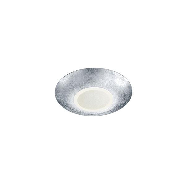 TRIO 624110289 Chiros 12W 1100lm 3000K ezüst mennyezeti lámpatest - 1