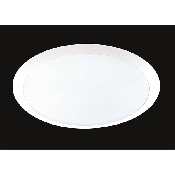 TRIO 626512501 Gonzalo 25W 2300lm 3000K fehér mennyezeti lámpatest - 1