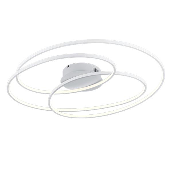 TRIO 673918031 Gale fehér fényerőszabályzós mennyezeti LED lámpa - 1
