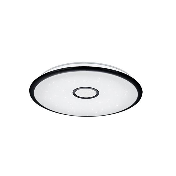 TRIO 679110032 Okinawa fekete fényerőszabályozós LED fali/mennyezeti lámpa - 1