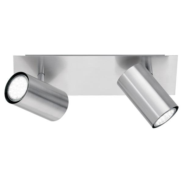 TRIO 802400207 Marley 35W GU10 nikkel spot lámpatest - 1
