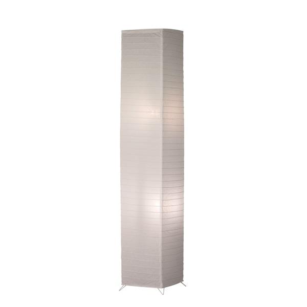 TRIO R40122001 Bamboo fehér álló lámpa - 1