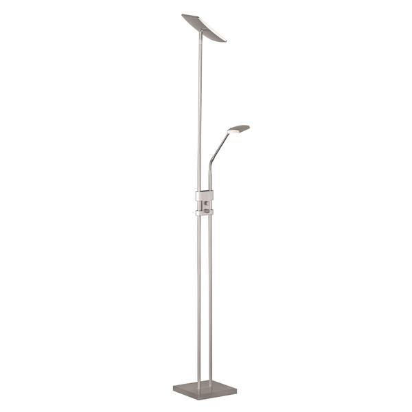 TRIO R42562107 Luke 15W 1200lm 3000K nikkel álló lámpatest - 1