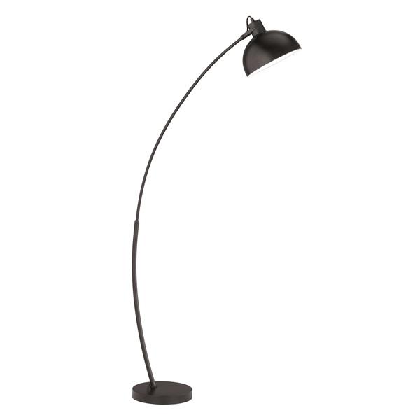 TRIO R46041002 Recife 60W E27 fekete álló lámpatest - 1