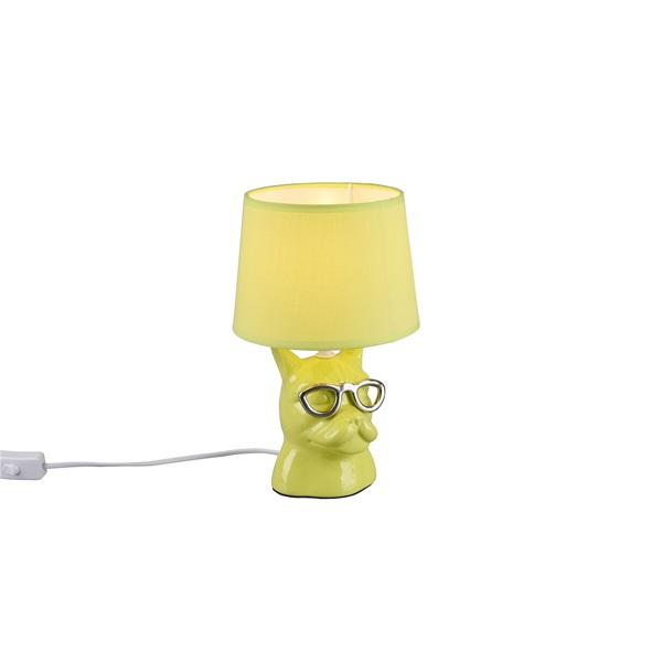 TRIO R50231015 Dosy zöld asztali lámpa - 1