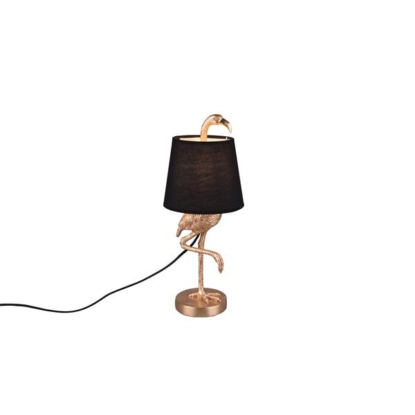 TRIO R50251079 Lola arany-fekete LED éjjeli lámpa - 1