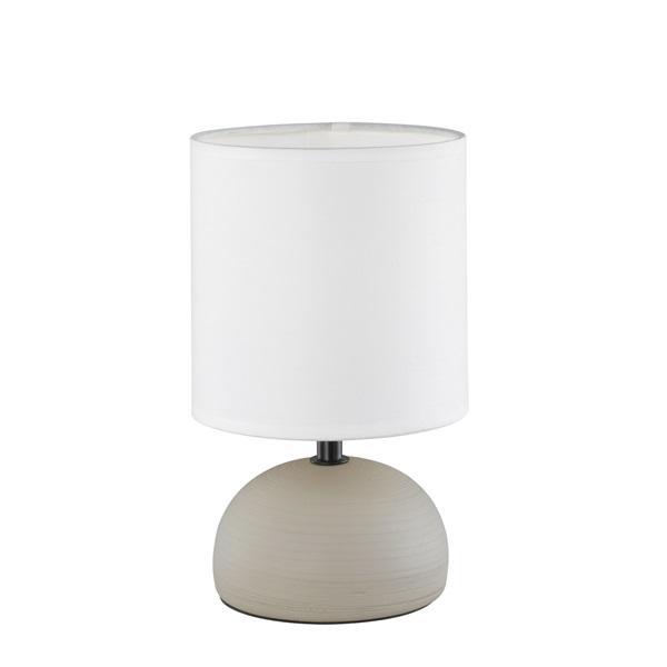 TRIO R50351025 Luci 40W E14 világos barna asztali lámpatest - 1