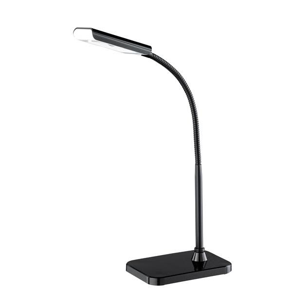 TRIO R52141302 Pico 3W 260lm 3000K fekete asztali lámpatest - 1