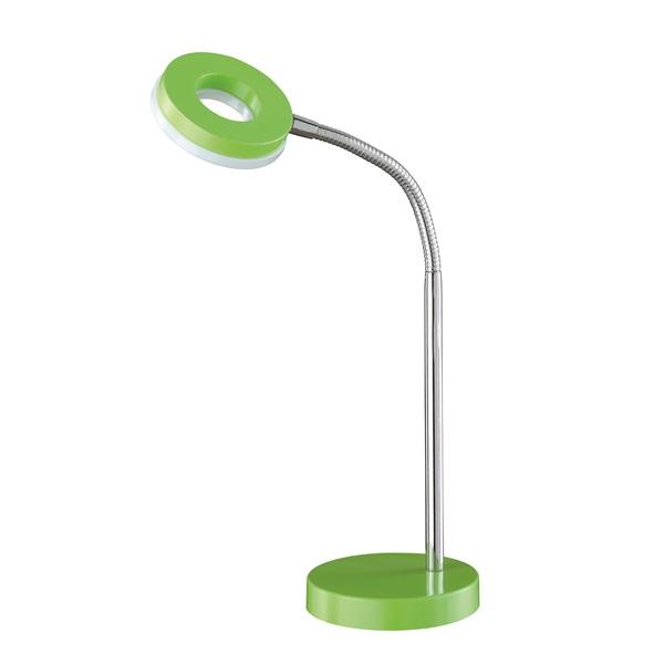 TRIO R52411115 Rennes 4W 350lm 3000K zöld asztali lámpatest - 1