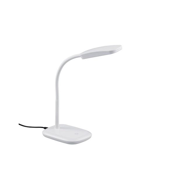 TRIO R52431101 Boa fehér asztali lámpa - 1