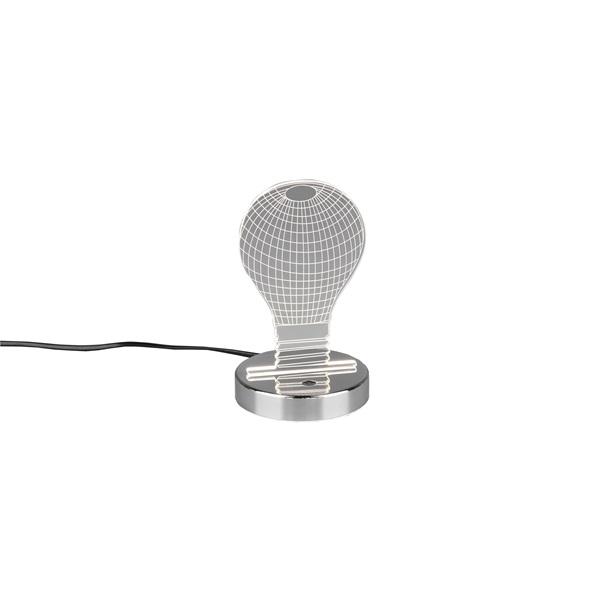 TRIO R52631106 Bulb asztali lámpa - 1