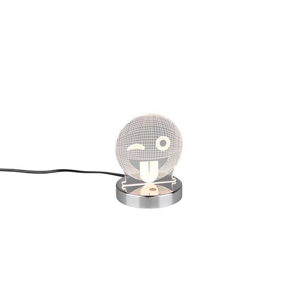 TRIO R52641106 Smiley asztali lámpa - 1