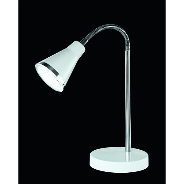 TRIO R52711101 Arras 3W 350lm 3000K fehér asztali lámpatest - 1
