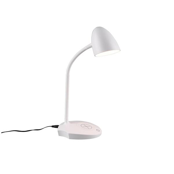 TRIO R59029901 Load 4W 480lm 3000K fehér asztali lámpatest - 1