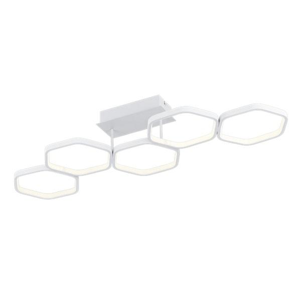 TRIO R62055131 Vigo fehér fényerőszabályzós LED mennyezeti lámpa - 1
