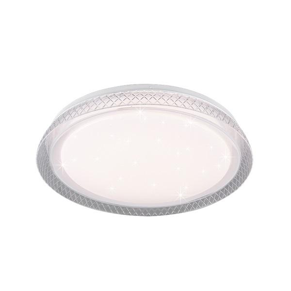 TRIO R62371100 Heracles fehér kerek fényerőszabályzós LED mennyezeti lámpa - 1