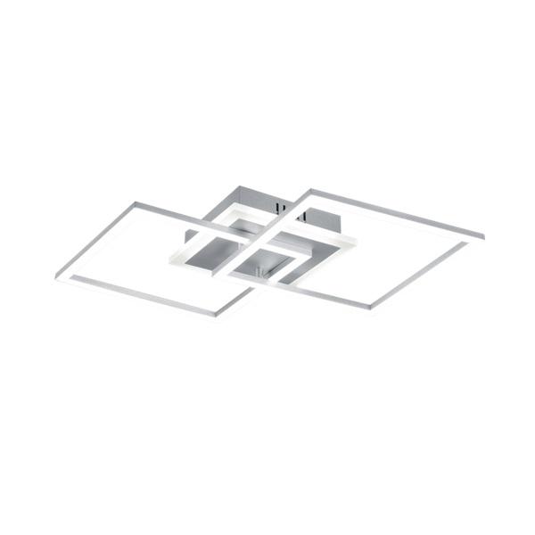 TRIO R62793187 Venida titán fényerőszabályzós LED mennyezeti/fali lámpa - 1