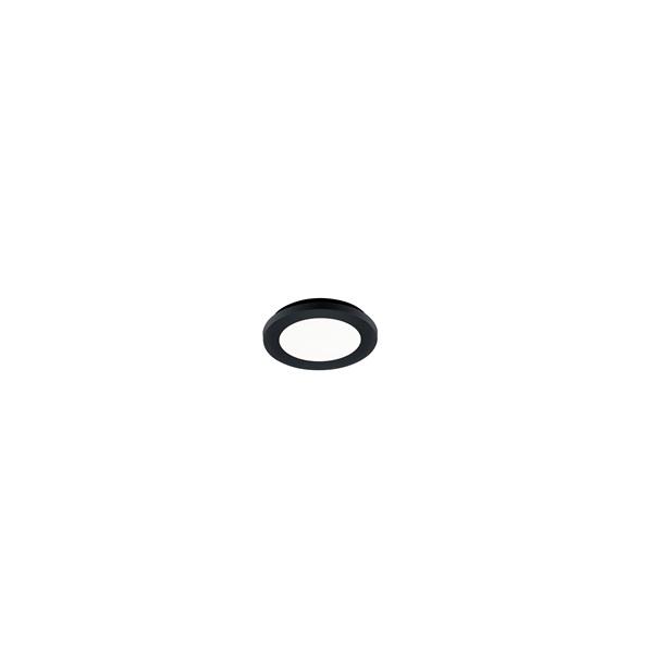 TRIO R62921032 Camillus 10W 850lm 3000K fekete mennyezeti lámpatest - 1