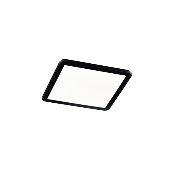 TRIO R62932032 Camillus 24W 2000lm 3000K fekete mennyezeti lámpatest - 1
